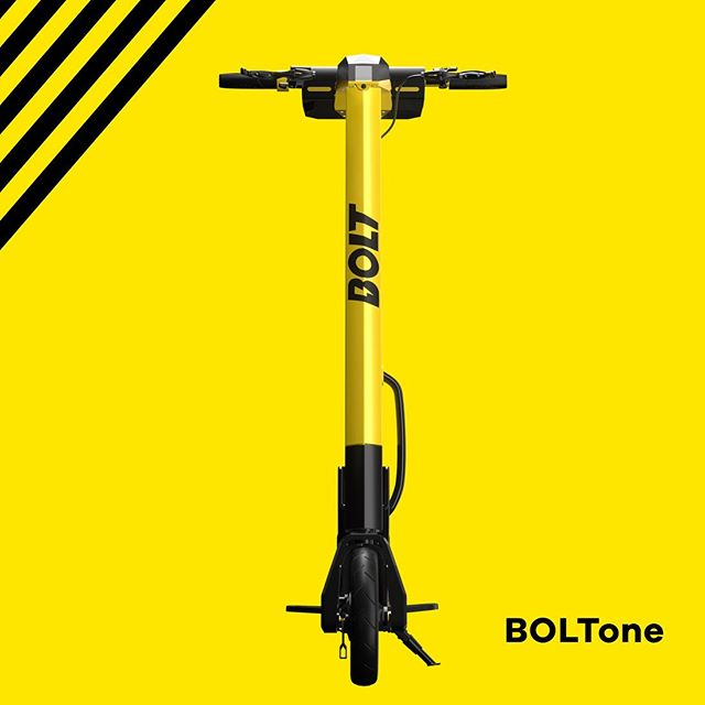 Boltone electric scooter