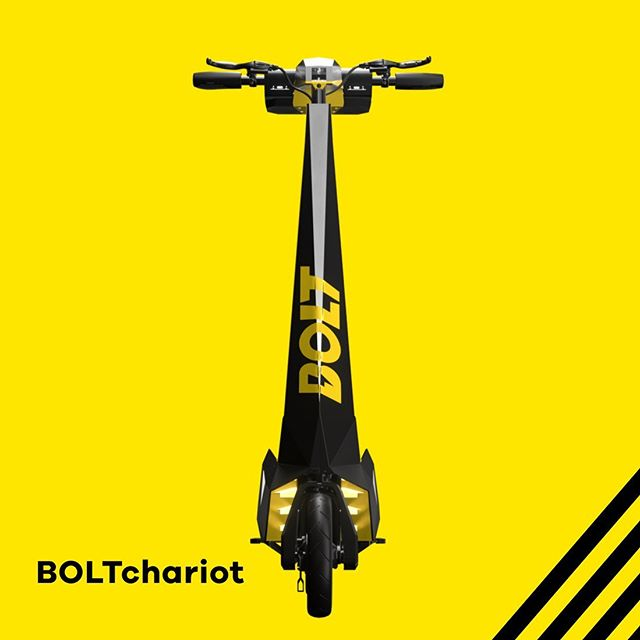Bolt Chariot electric scooter