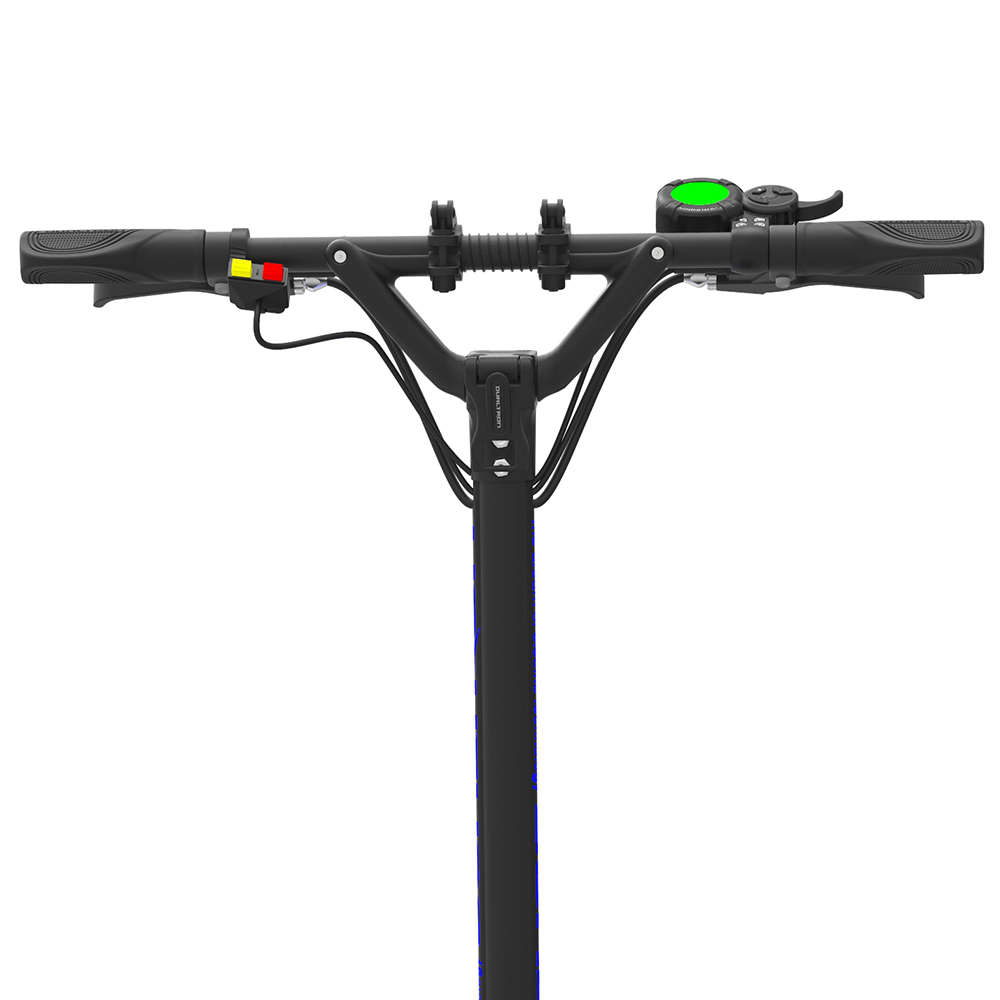 electric scooter handle bar with controls