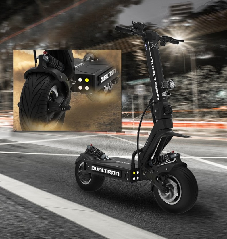 Dualtron X scooter