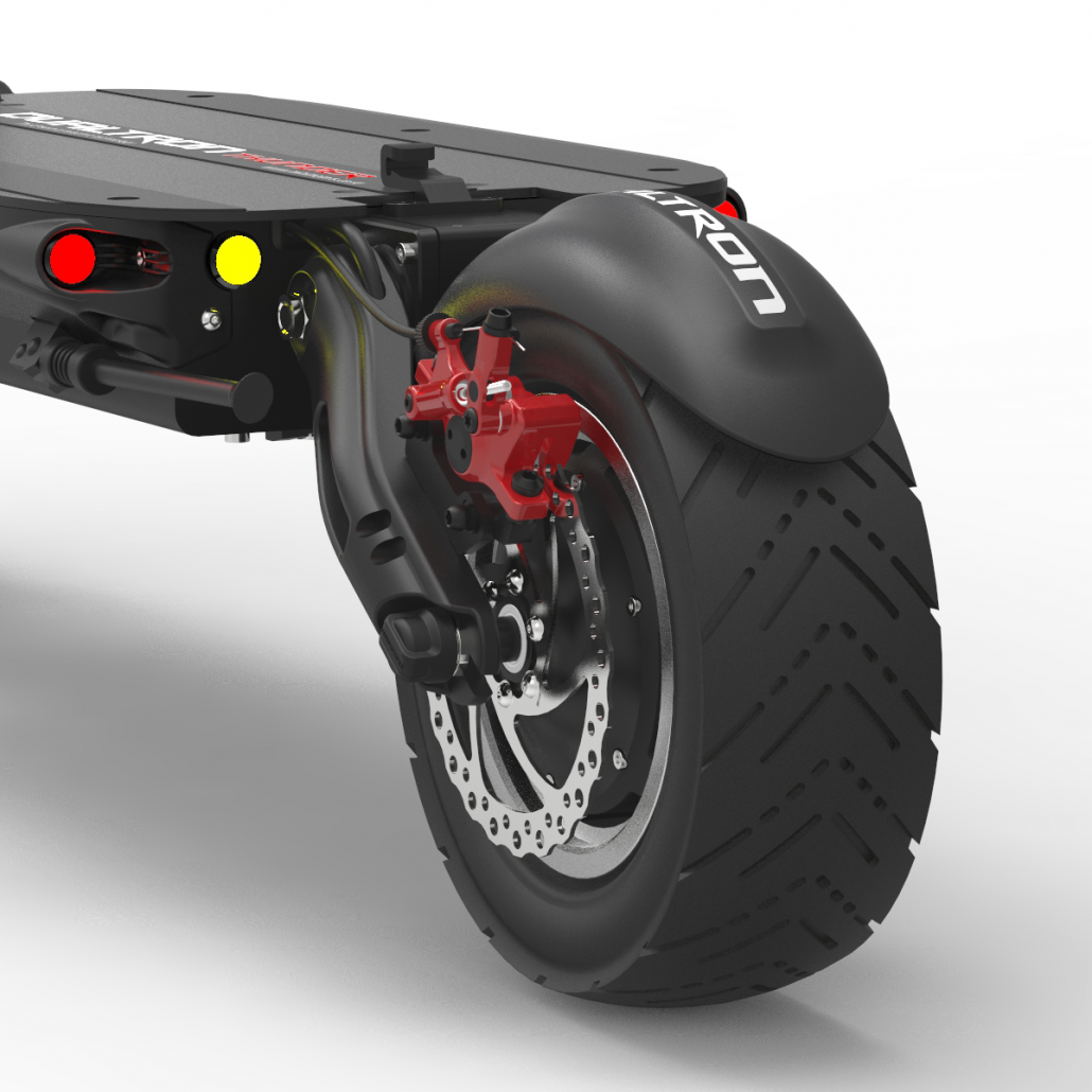 Dualtron Thunder Electric Scooter ABS