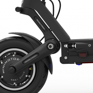 Dualtron Thunder Electric Scooter Front_Suspension