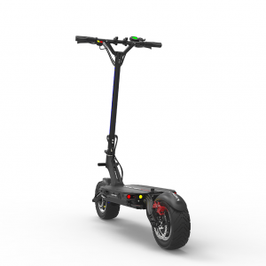 Dualtron Thunder Electric Scooter Rear Profile