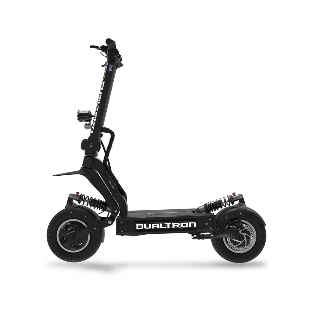 Dualtron Electric Scooter left side view