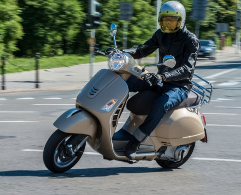 How Fast Does A 50cc Scooter Go