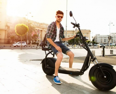 Best Electric Scooter with Seat for Adults